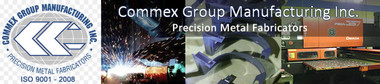 Commex Group Manufacturing Inc.