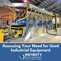 Assessing Your Need for Used Industrial Equipment